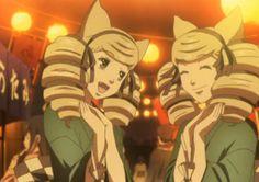 Twins Sisters Bonbori & Hozuki @ Otome Youkai Zakuro