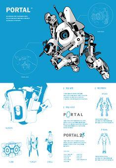 """내 @Behance 프로젝트 확인: """"ParkGayeong ㅣ Portal"""" https://www.behance.net/gallery/60132603/ParkGayeong-Protal"""