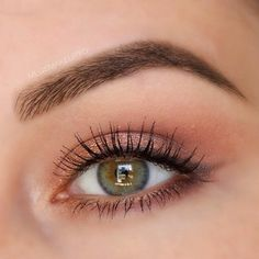Loving this natural look from the Naked 3 palette.