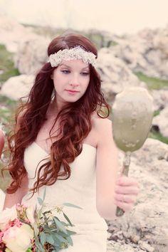 Romantic Fairy Tale Styled Bridal Shoot / Evelyn Eslava Photography / Peter Loves Jane