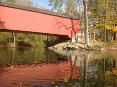 Kayaking on the Battenkill Creek, Cambridge,NY