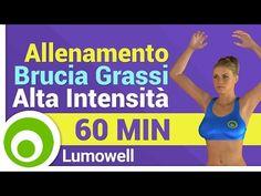 Allenamento Completo a Casa per Bruciare 1000 Calorie - Esercizi Cardio Brucia Grassi per Dimagrire - YouTube