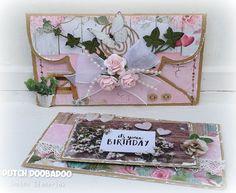 Jenine's Card Ideas: Dutch Doobadoo - Envelop Love&Home