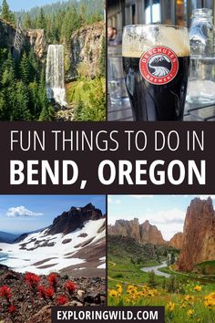 If you like hiking, mountain biking, river floating, rock climbing, craft beer, or any combination of the above, the outdoor adventure paradise of Bend, Oregon should be at the top of your summer vacation idea bucket list. Here's all you need to start planning an epic trip, including ideas for what to do in Bend Oregon, camping and where to stay near Bend, and how to find the best trails and hikes in this Pacific Northwest vacation gem. #summervacation #bendoregon #bend #outdoors #hiking