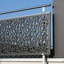 Balcony facades-Wood panels-Wood fibre panels-Balconies-Balcony glazing-Bruag Perforation-Bruag