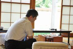 ▲羽生-△郷田戦 対局再開