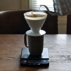 How To Make Coffee: Pour Over Coffee Brewing