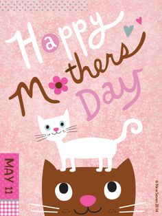 We Love to Illustrate: *FREE* Printable Mothers Day Cards