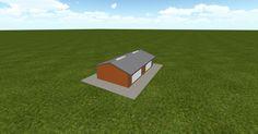 Cool 3D #marketing http://ift.tt/2xOpQNv #barn #workshop #greenhouse #garage #roofing #DIY