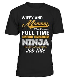 Wifey And Mommy  wife quotes, wife birthday ideas, #wife #shirt