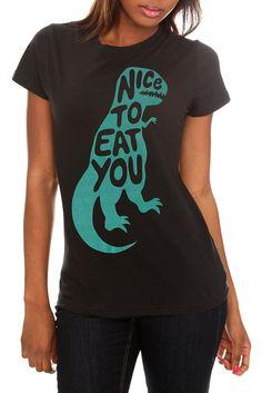 Nice To Eat You Girls T-Shirt