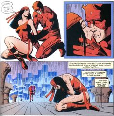 This week in Countdown to Daredevil, we take a look at Elektra and her history with the Devil.
