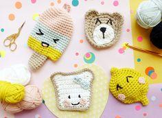 """Connaissez-vous les tawashi ? Il s'agit d'éponges écologiques tissées, tricotées ou crochetées. Ces lingettes lavables peuvent être aussi bien utilisées pour la vaisselle et autres tâches ménagères, que pour les soins corporels comme le démaquillage par exemple.  En fonction du type de laine que vous utiliserez pour les réaliser, vos tawashi seront plutôt grattantes (en laine acrylique) ou douces au toucher (en coton). Voici quatre adorables tawashi """"kawaii"""", qui signifie """"mignon"""" en…"""