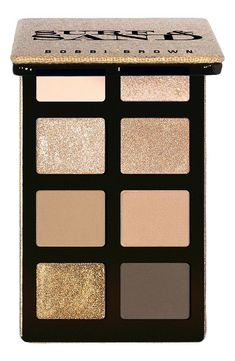 bobbi brown Surf & Sand Eye Shadow Palette in Sand is a mix of gorgeous neutral shades.