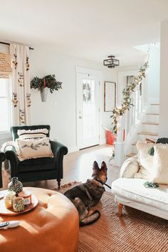 Holiday Home Tour: Rhiannon Lawson's Bohemian Farmhouse