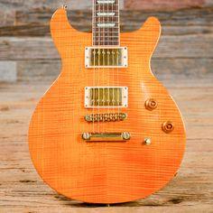 Gibson Les Paul DC Standard Blonde 1998 (s423)