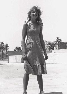 Portraits of Teenagers at Venice Beach, California in the 1970s