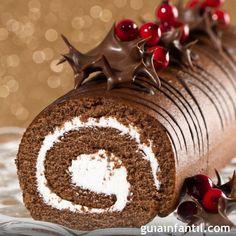 El Tronco de Navidad, también llamado 'La Buche de Nöel', es un postre exquisito para la Navidad y una receta fácil de preparar con una arraigada tradición navideña en gran parte de Europa. GuiaInfantil.com te muestra cómo prepararlo de una forma sencilla y rápida.