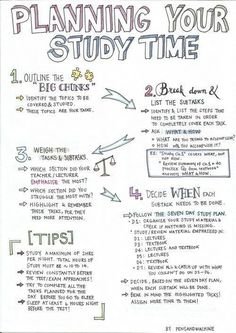 planning your study time. - Business Management - Ideas of Business Management - planning your study time. High School Hacks, Life Hacks For School, School Study Tips, Middle School Hacks, Exam Study Tips, Back To School Tips, High School Essentials, Back To School Highschool, Study Apps