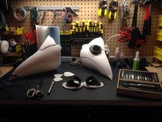 Leather Plague Doctor Mask DIY