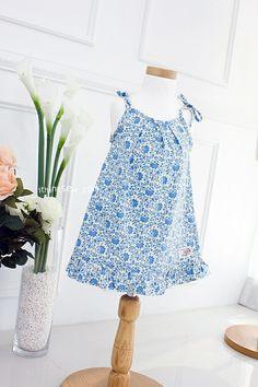 268 Florence Dress (3Y - 10Y)  PDF Pattern - ithinksew.com