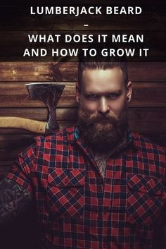 It takes patience to care for a beard, along with a good beard took kit. At Capthatt we make sure that we deliver high quaility beard care supplies. Mr Beard, Bald With Beard, Sexy Beard, Epic Beard, Lumberjack Beard, Lumberjack Style, Beard Styles For Men, Hair And Beard Styles, Growing A Full Beard
