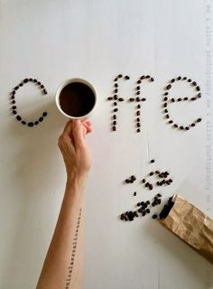 coffee playtime