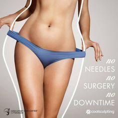 CoolSculpting is the BEST non-invasive treatment to reduce pinchable fat throughout your body. Call 262.746.9088 to schedule a consultation and see how we can help! ❄️