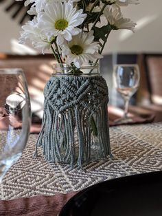 Wedding decorations modern candles for 2019 Thanksgiving Table Settings, Thanksgiving Centerpieces, Table Centerpieces, Wedding Centerpieces, Wedding Table, Wedding Decorations, Hurricane Centerpiece, Crochet Jar Covers, Modern Candles