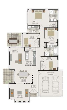 Alpha 5 House Floorplan Download Brochure Property