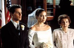 Pin for Later: Die 45 schönsten Hochzeitskleider aus Film und Fernsehen Wedding Planner - verliebt, verlobt, verplant