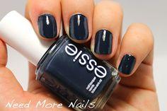 creamy navy blue