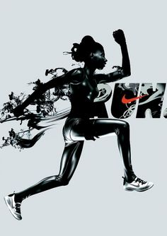 Another cool nike poster