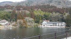 강 위에 집