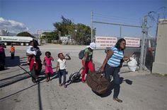 Bahamas fends off critics over new migrant rules World Day Of Prayer, Port Au Prince, Nassau, Critic, International Airport, New Day, Landing, Street View, Brand New Day