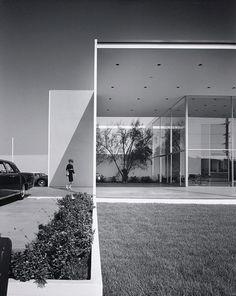 Ananas à Miami: Architecture Photography by Julius Shulman