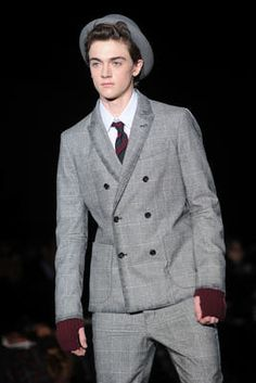 MILAN FASHION WEEK MENSWEAR AUTUMN/WINTER 2012