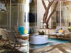 Stone Patios, Stones, Outdoor Decor, Home Decor, Rocks, Decoration Home, Room Decor, Home Interior Design, Home Decoration