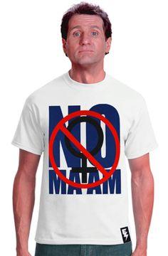 NO MA AM by Electric Sex Clothing at Kazbah.com Al Bundy 746daa9f2e6
