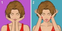 5 Minutes Japanese Facial Massage - Get Rid You of Wrinkles in 30 Days - ProNutriFIt Face Massage, Good Massage, Image Skincare, Facial Steps At Home, Palm Beach, Japanese Massage, Facial Yoga, Getting A Massage, Facial Exercises