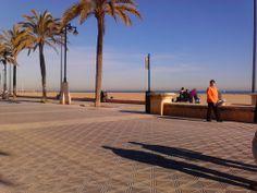 brisa de playa