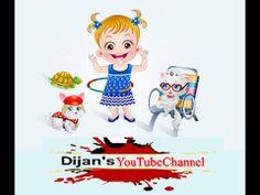 Baby Hazel Pet Party Play Baby Hazel Games Dijan's Channel