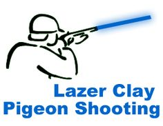 Lazer clay pigeon shooting team building activity