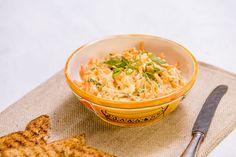 Mrkvová pomazánka Grains, Spaghetti, Rice, Ethnic Recipes, Noodle, Laughter, Korn, Brass