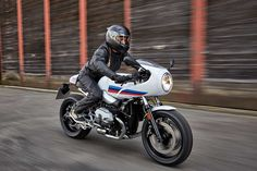 BMW Motorrad India has launched the new BMW R nineT Racer in the country at the 2017 India Bike Week. The Cafe Racer Bike is priced at INR 17.3 Lakh