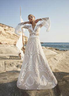 Lace Wedding Dress, Bohemian Wedding Dresses, Long Sleeve Wedding, Boho Dress, Boho Wedding, Bridal Dresses, Lace Dress, Rembo Styling, Boho Inspiration