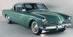 Virgil Exner 1953 Studebaker