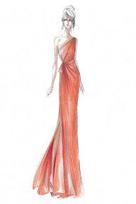 Fashion Sketches  Macys