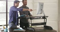 Varidesk Pro Plus 36 Adjustable Standing Desk for Desktop
