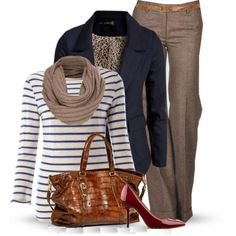 Office wear for woman   Just Trendy Girls Casual Work Outfits, Business Casual Outfits, Business Attire, Work Attire, Mode Outfits, Work Casual, Fall Outfits, Fashion Outfits, Outfit Work